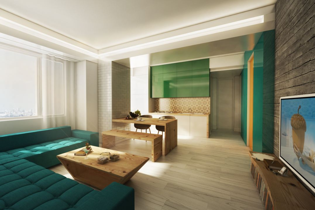 Design interior apartament arhimania - Intorio dijayin ...